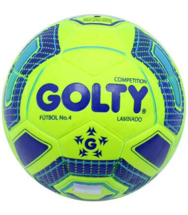 BALON GOLTY FUTBOL N4 1