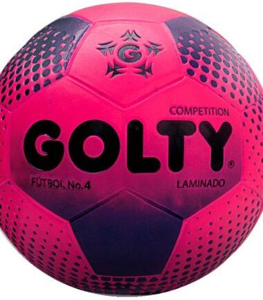 BALON GOLTY FUTBOL N4