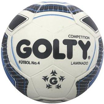 BALON GOLTY FUTBOL N4 3